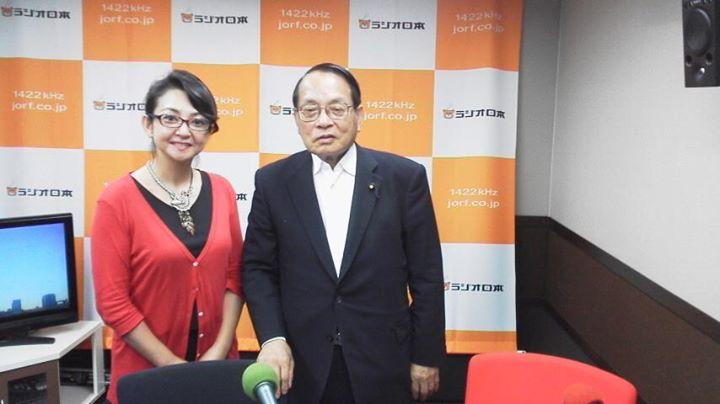 27.7.22  ラジオ日本