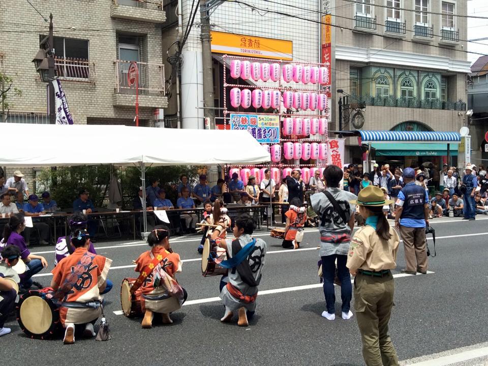 290611 堀切菖蒲パレード