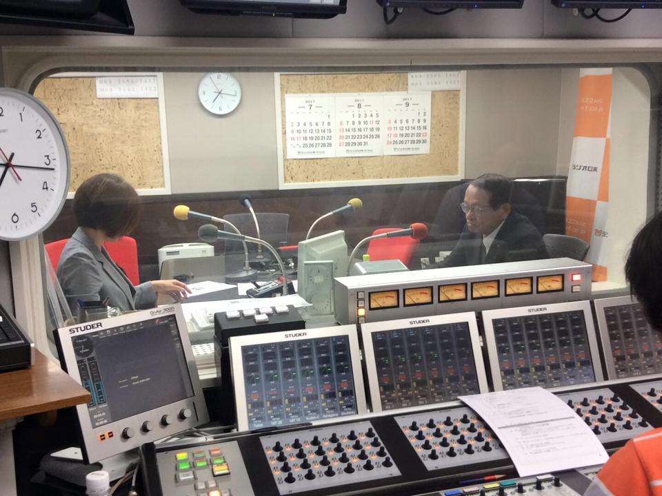 290705 ラジオ日本 岩瀬恵子