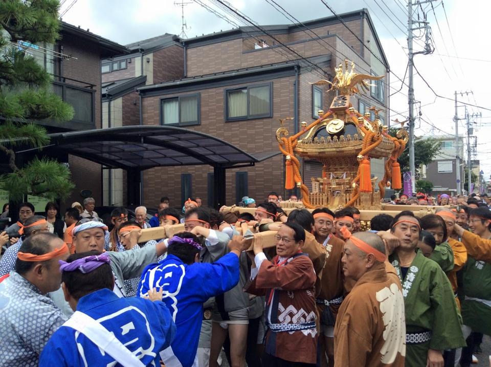 290820 小岩神社例大祭