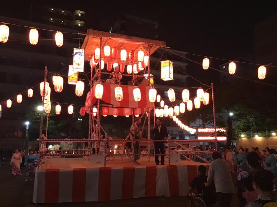 010720 盆踊り会場